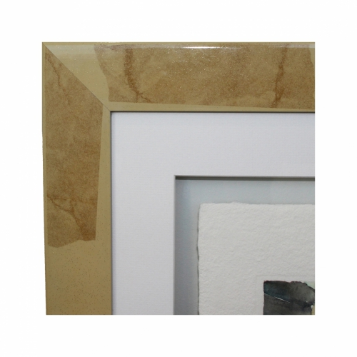 Frame with Double Glass