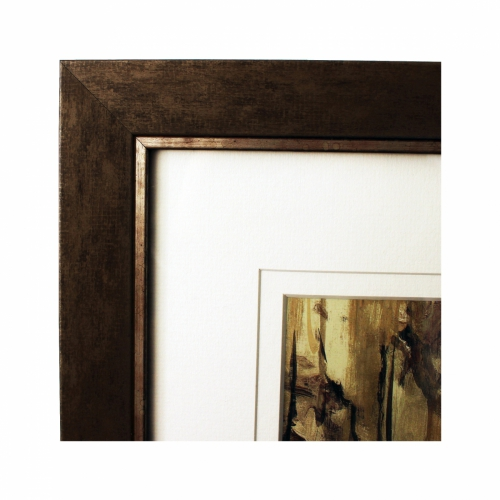 Frame with Double Mount