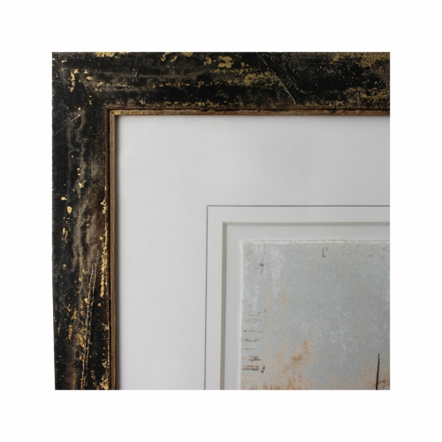 Frame with Decorative Line Mount