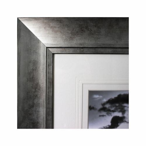 Frame with V-groove Mount